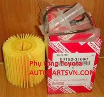 Hình ảnh của04152-31090 Lọc dầu giấy Toyota Venza 1AR, Camry 2GR, 2AR, Highlander 2GR