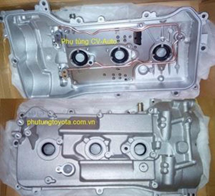 Picture of 11201-31250 11201-0P020 Nắp giàn cam, nắp giàn cò Toyota Camry 3.5, Lexus máy 2GRFE