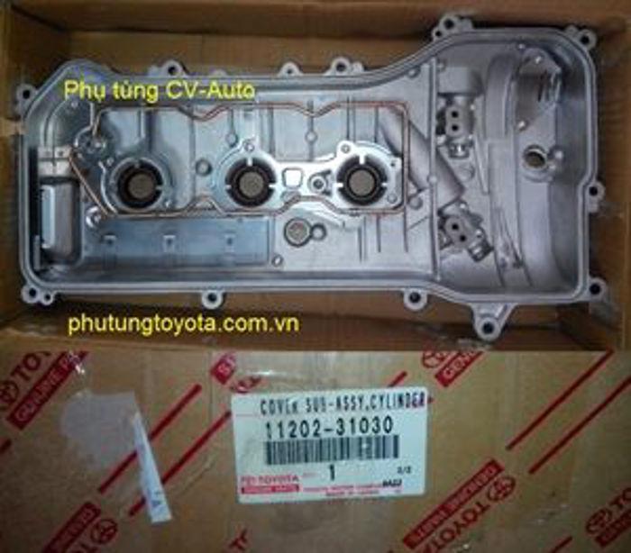 Picture of 11202-31030 11202-0P020 Nắp giàn cam, nắp giàn cò Toyota Camry 3.5, Toyota Lexus máy 2GRFE