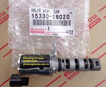 Hình ảnh của15330-28020 Cảm biến, van điều khiển VVT-i Toyota Camry 2.4 máy 2AZFE