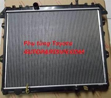 Hình ảnh của16400-0L120 Két nước Toyota Hilux Fortuner máy dầu