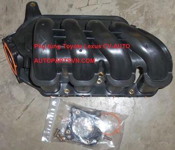 Hình ảnh của17120-22030 Cổ hút Corolla Altis 1.8