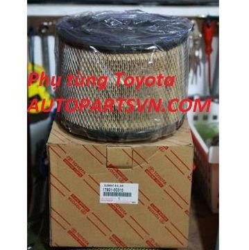 Hình ảnh của17801-0C010 Lọc gió động cơ Toyota Hilux Fortuner Innova