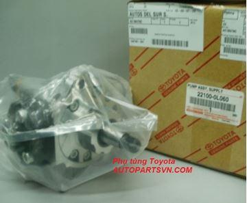 Hình ảnh của22100-0L060 Bơm cao áp Fortuner Hilux máy dầu