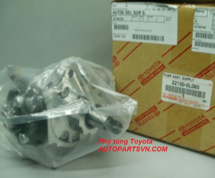 Picture of 22100-0L060 Bơm cao áp Fortuner Hilux máy dầu