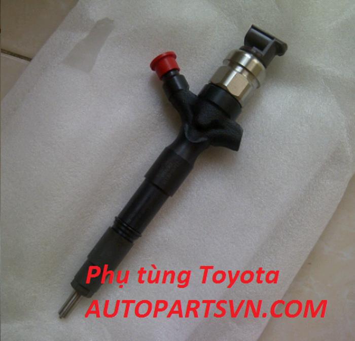Picture of 23670-09330 Kim phun Hilux Fortuner 1KD chính hãng