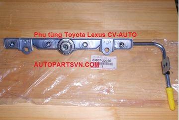 Hình ảnh của23807-22030 Thanh cấp xăng/Thanh day nhiên liệu Corolla Altis 1.8