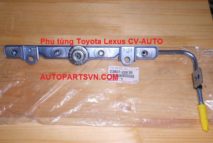 Picture of 23807-22030 Thanh cấp xăng/Thanh day nhiên liệu Corolla Altis 1.8