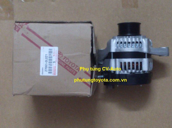 Picture of 27060-0L021 Máy phát điện Toyota Fortuner