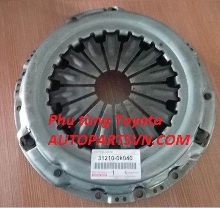 Picture of 31210-0K040 Bàn ép Hilux Fortuner 2KD chính hãng
