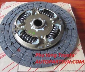 Hình ảnh của31250-0K204 Lá côn đĩa côn Fortuner Hilux máy dầu 2KD