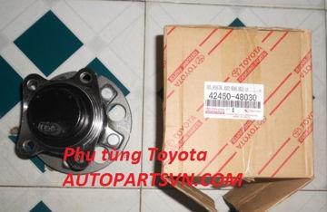 Hình ảnh của42450-0D080 Bi moay ơ sau Toyota Vios 2008-2013