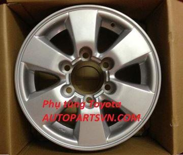 Hình ảnh của42611-0KD50 Larang đúc Toyota Hilux 15 inch 6 cánh
