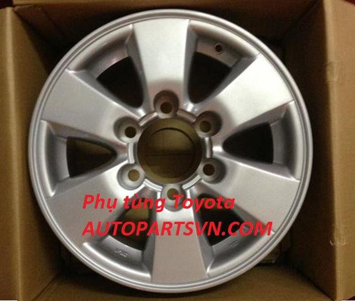 Picture of 42611-0KD50 Larang đúc Toyota Hilux 15 inch 6 cánh