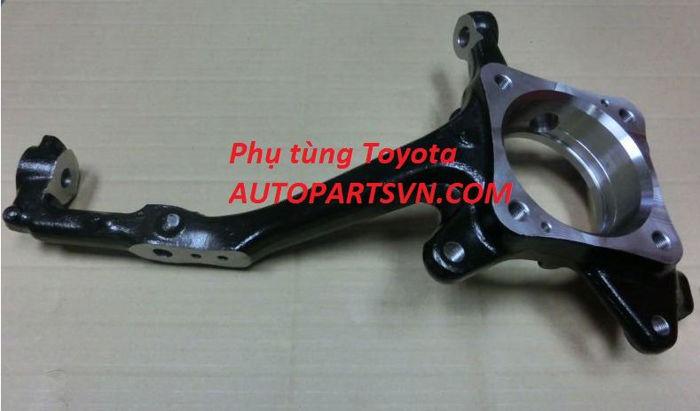 Picture of 43212-0K030 Ngõng may ơ, Trụ lái Fortuner Hilux chính hãng