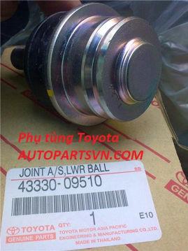 Hình ảnh của43330-09510 Rotuyn đứng dưới Toyota Innova
