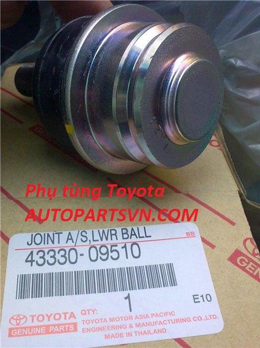 Picture of 43330-09510 Rotuyn đứng dưới Toyota Innova