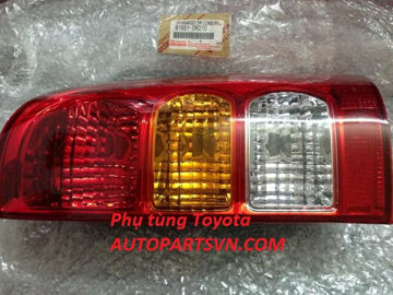 Hình ảnh của81551-0K010 Đèn hậu Toyota Hilux chính hãng