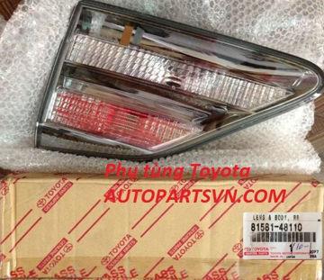 Hình ảnh của81581-48110 Đèn hậu trong Lexus RX270 RX350 RX450H