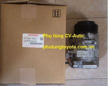 Hình ảnh của88320-48120 Lốc điều hòa, lốc lạnh Lexus RX350
