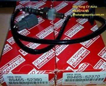 Hình ảnh của89465-52370 Cảm biến ô xy, cảm biến khí xả 2 Toyota Vios