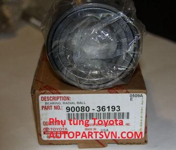 Hình ảnh của90080-36193 Bi may ơ trước Toyota Venza chính hãng
