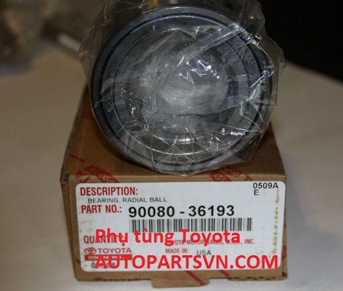 Picture of 90080-36193 Bi may ơ trước Toyota Venza chính hãng