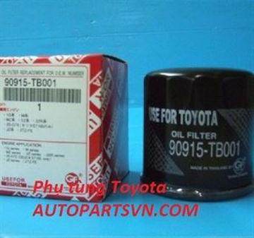 Hình ảnh của90915-TB001 Lọc dầu nhớt Toyota Innova 1TRFE