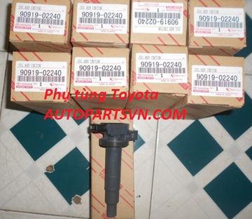 Hình ảnh của90919-02240 Mobin Bobin đánh lửa toyota Vios