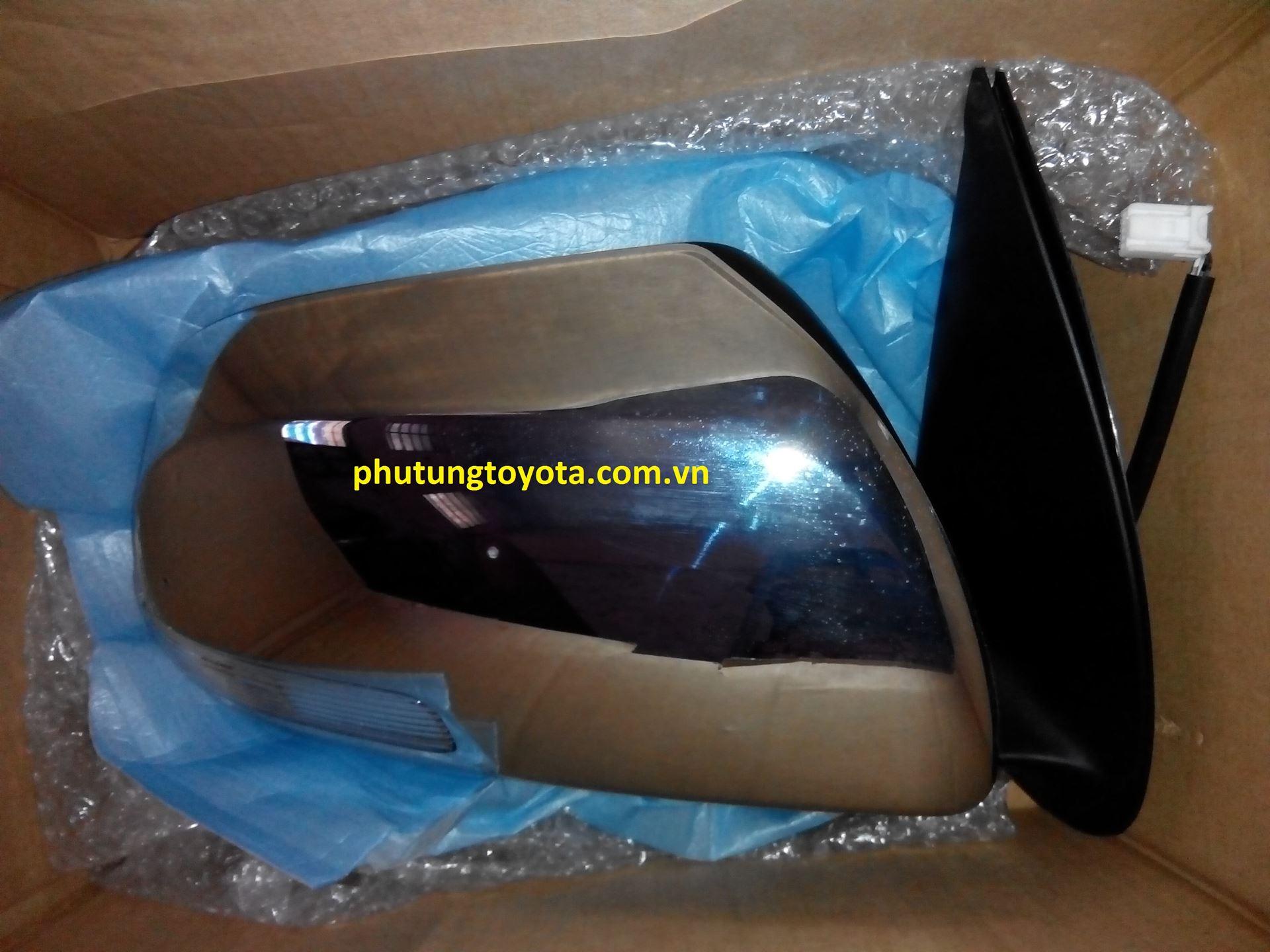 Picture of 87940-0K810 Gương chiếu hậu, kính chiếu hậu bên phải Toyota Hilux 2013-2014