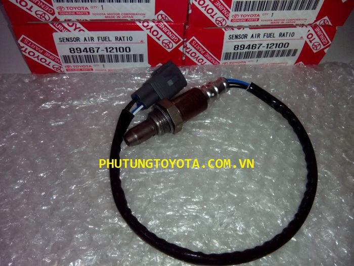 Picture of 89467-12100 Cảm biến ô xy khí xả, cảm biến tỷ lệ hỗn hợp nhiên liệu Toyota Corolla Altis