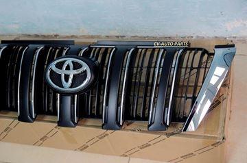 Hình ảnh của53101-60B91 Mặt nạ ca lăng Toyota Land Cruiser Prado