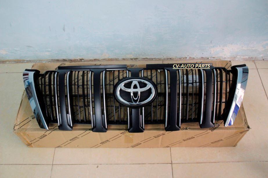 Picture of 53101-60B91 Mặt nạ ca lăng Toyota Land Cruiser Prado