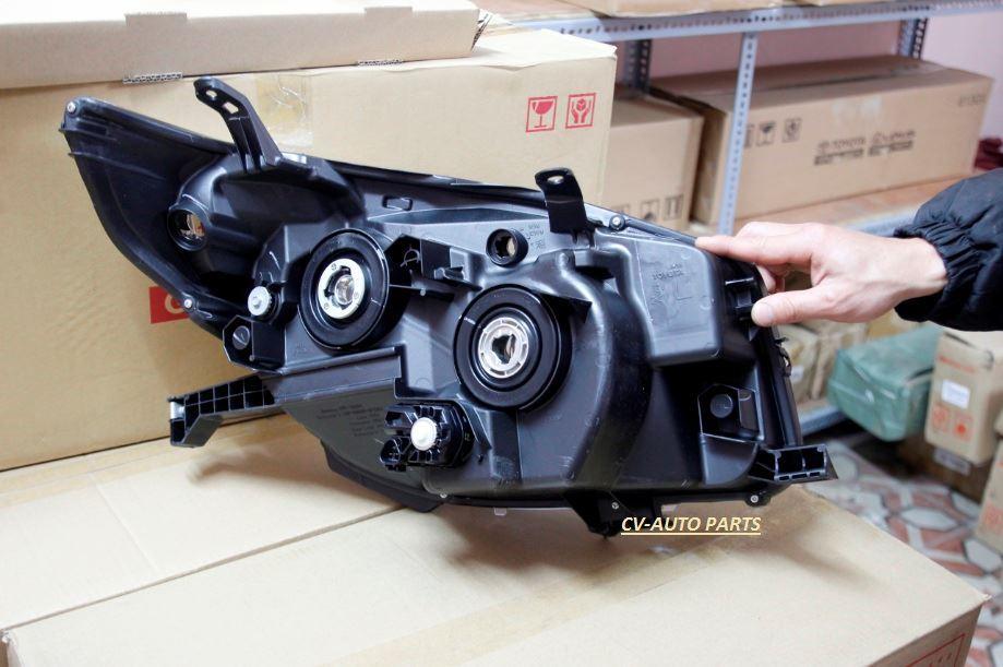 Picture of 81170-60E00 Đèn pha trái Toyota Land Cruiser Prado model 2009-2010-2011-2012-2013