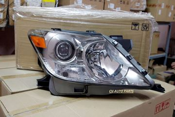 Hình ảnh của81130-60D60 81130-60D61 81170-60D30 81170-60D31 Đèn pha Lexus LX570 chính hãng