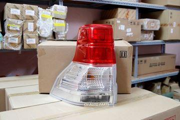 Hình ảnh của81561-60830 Đèn hậu trái Toyota Land Cruiser Prado model 2009-2010-2011-2012-2013