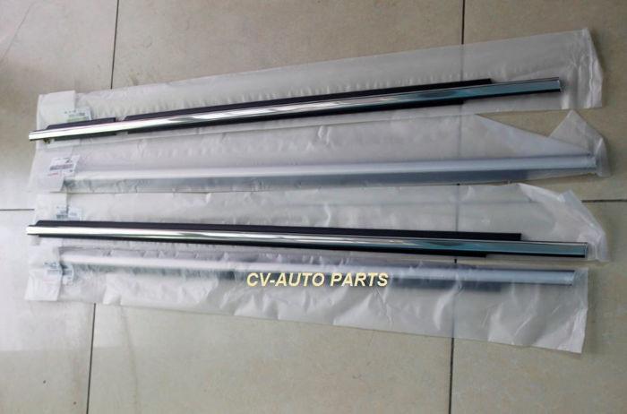 Picture of 75721-60080 75722-60080 75711-60080 75712-60080 Bộ nẹp chân kính ngoài Lexus GX470