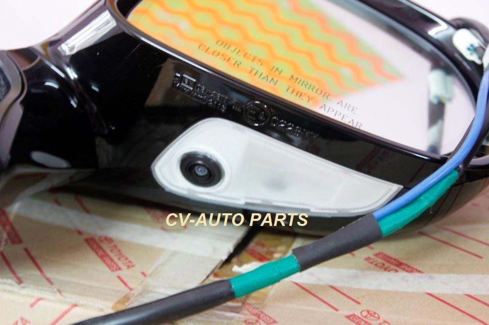 Picture of 87910-48451-C0 Gương chiếu hậu bên phải Lexus RX350, RX450H có Camera