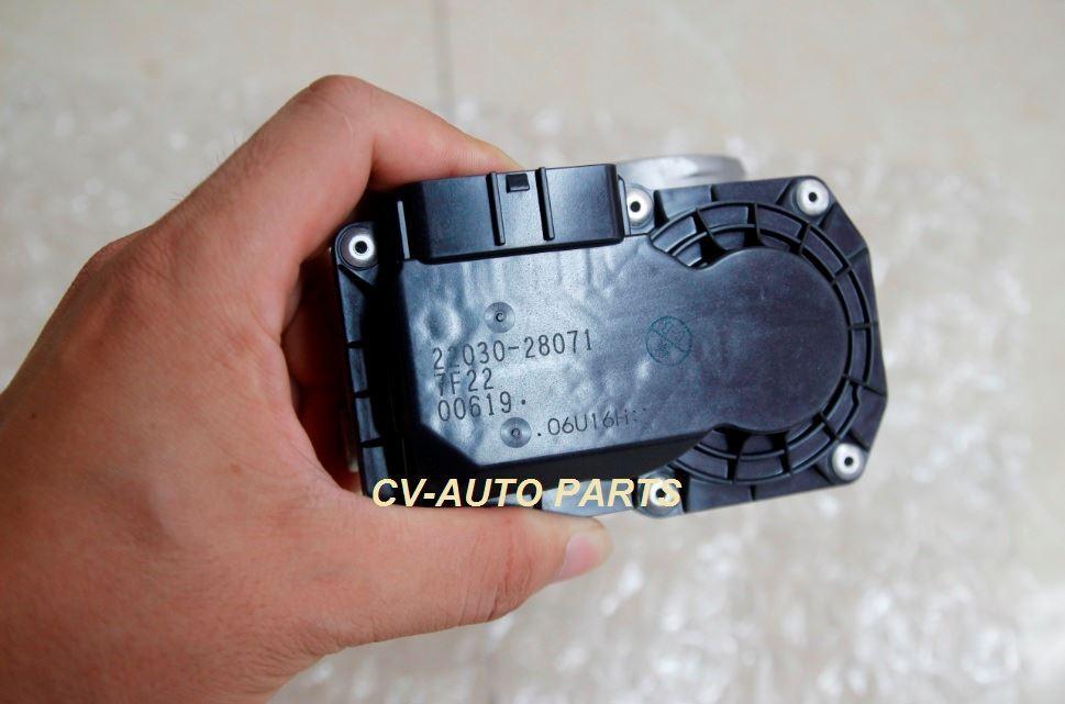 Picture of 22030-28070 Thân bướm ga Toyota Camry, RAV4 chính hãng