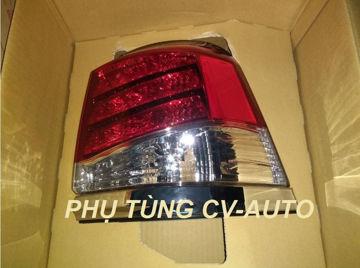 Hình ảnh của81551-60A60/81561-60A40 Đèn hậu miếng ngoài Lexus LX570 đời 2013 2014 2015
