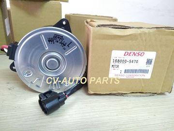 Hình ảnh của16363-75030 Motor quạt làm mát két nước Toyota Hiace cá mập Denso chính hãng