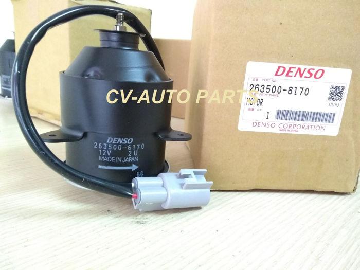 Picture of 16363-74370 Motor quạt làm mát giàn nóng két nước Toyota Camry