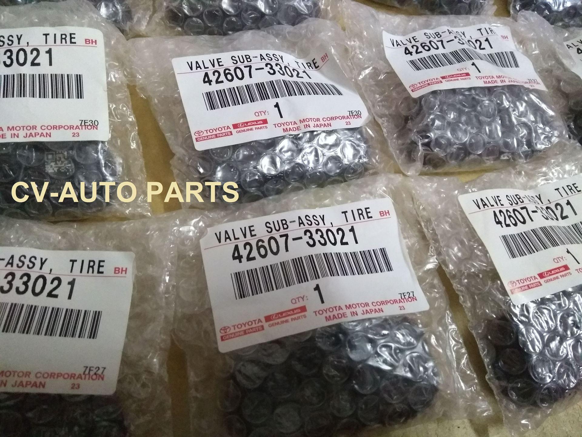 Picture of 42607-33021 Cảm biến áp suất lốp Toyota Lexus chính hãng
