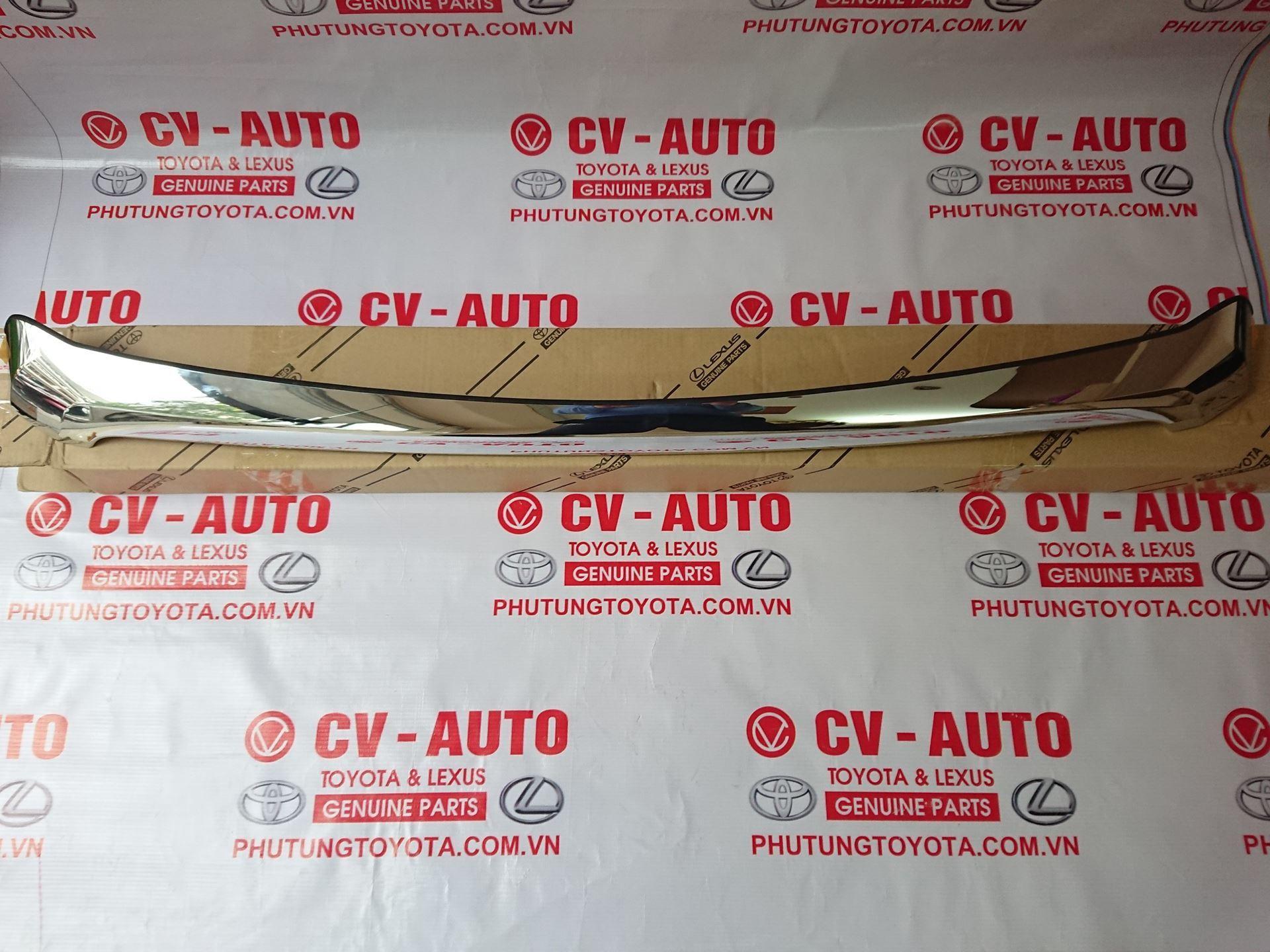 Picture of 75770-60052 Nẹp mạ capo Land Cruiser Prado model 2013-2017