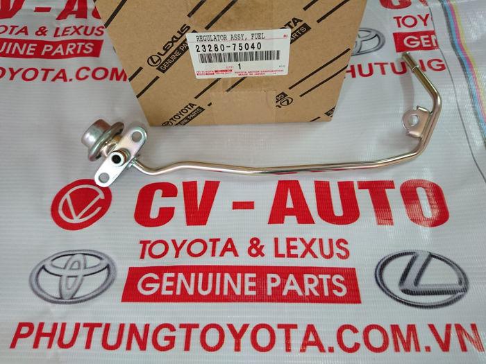 Picture of 23280-75040 Van áp xuất xăng Toyota Innova, Fortuner, Toyota Land Cruiser Prado