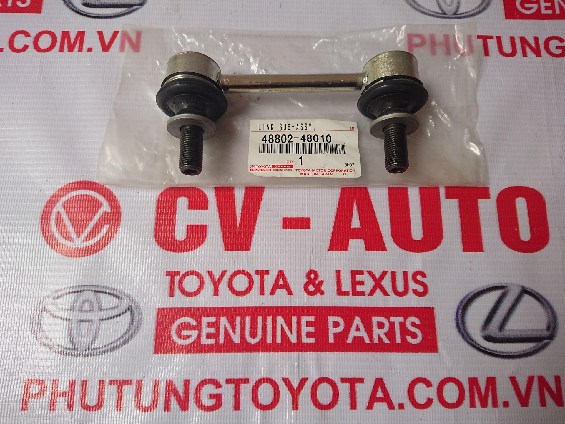 Picture of 48802-48010 Rotuyn cân bằng sau R Lexus RX350 RX450 chính hãng