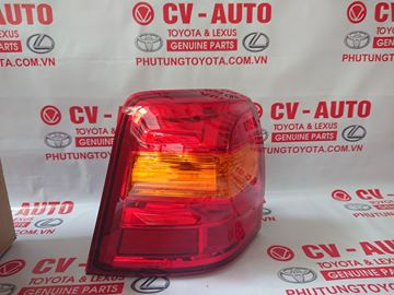 Hình ảnh của81561-60A60 Đèn hậu ngoài trái Toyota Land Cruiser Model 2013 2014 2015