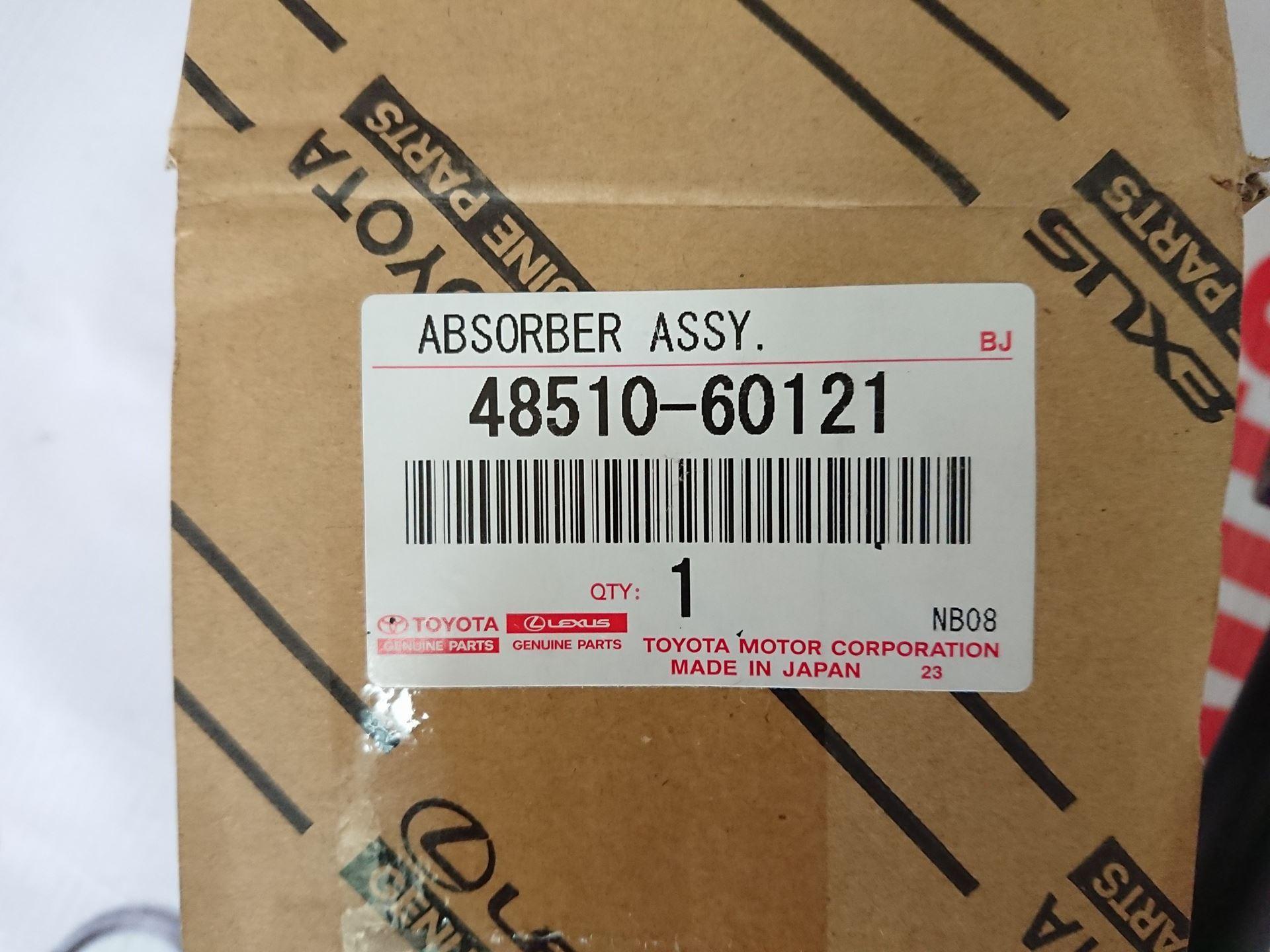 Picture of 48510-60121 Giảm xóc Lexus GX470 chính hãng