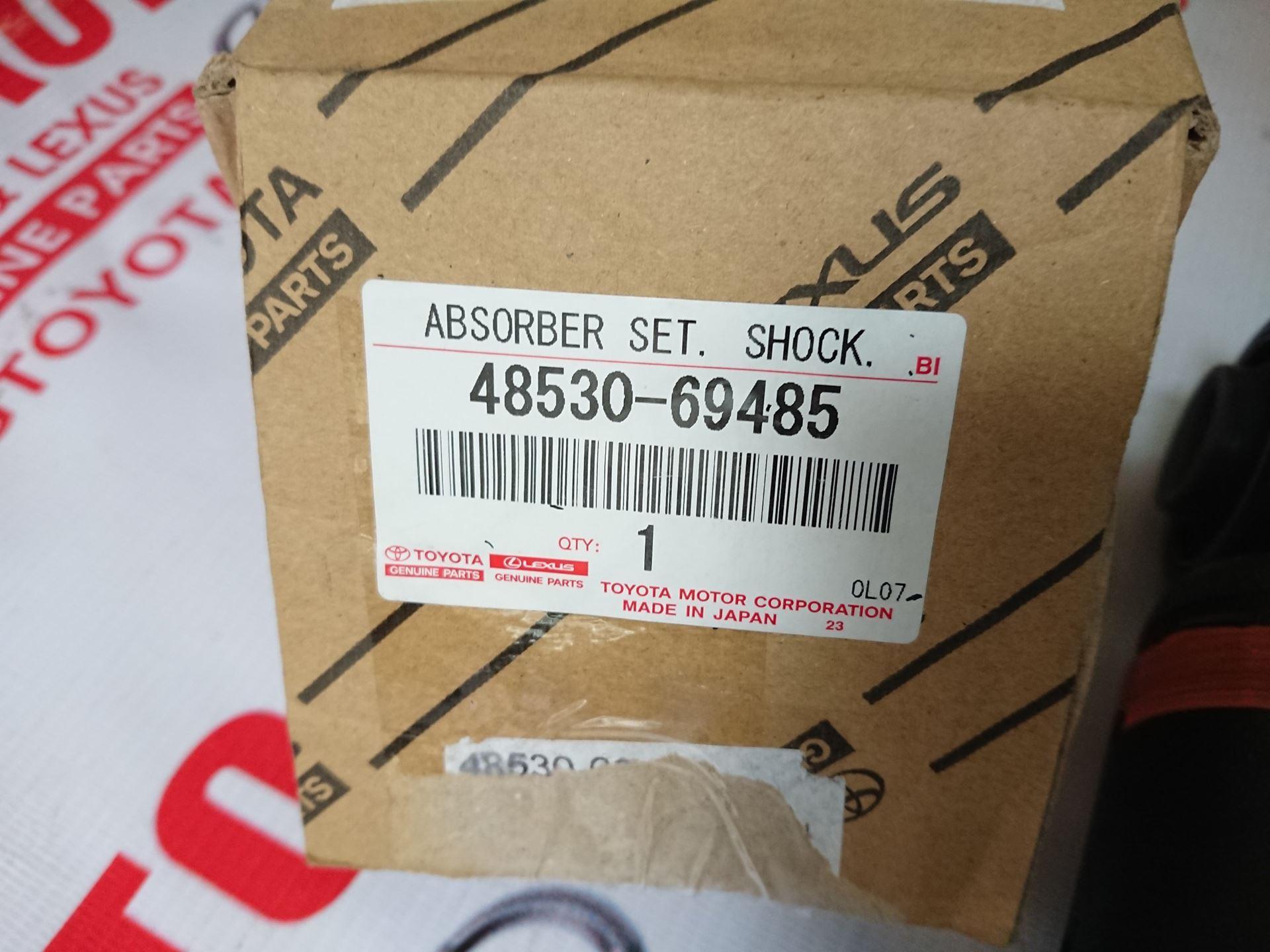 Picture of 48530-69485 Giảm xóc sau, giảm sóc sau Lexus GX470, Land Cruiser Prado