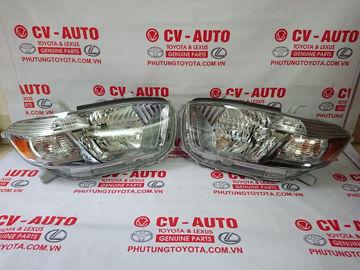 Hình ảnh của81130-48470 81170-48460 Đèn pha trái, phải Toyota Highlander 2007-2010